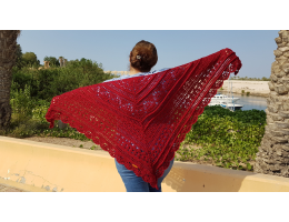 Passion Shawl