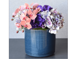 Coastal Artificial Floral Arrangement