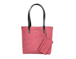YAS Pink Tote Bag