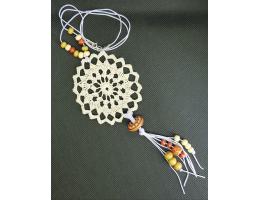 BOHO Crochet Necklace