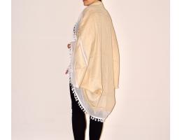Kimono Cover-Ups (Yellow/White)