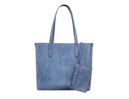 YAS Blue Tote Bag