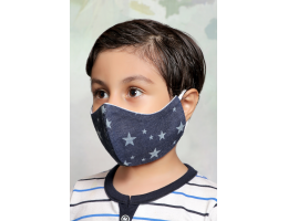 Fade Starry - 100% Cotton Washable Mask