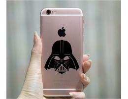 Star wars Darth Vader Silhouette Vinyl Decal/Sticker