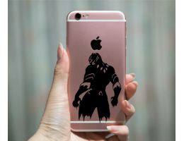 Black Panther Avengers Marvel Silhouette Decal/Sticker