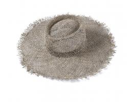 Breathable Green Straw Beach Hat