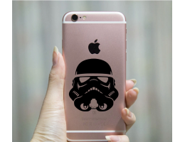 Star wars Stormtrooper Silhouette Vinyl Decal/Sticker