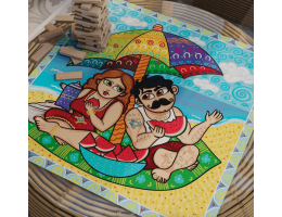 Table Cover Roshdy and Sharbat