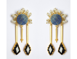 Zoya Earrings