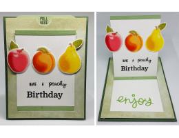 Slider Birthday Card