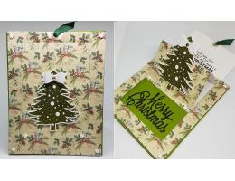 Slider Christmas Card
