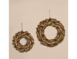 Brown Wreath