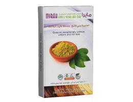 Herbal Light Brown Organic Hair Color