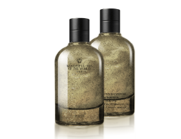 Exfoliating Shower and Bath Gel with Amber