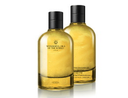 Exfoliating Shower and Bath Gel with Ginseng