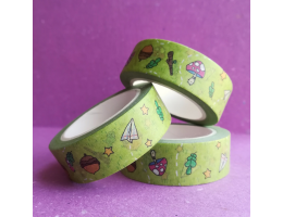 Forest Floor - Washi Tape