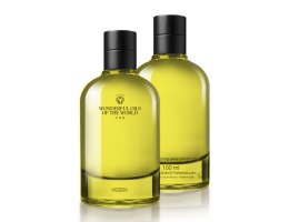 Moisturizing hair and Body Oil with Amber