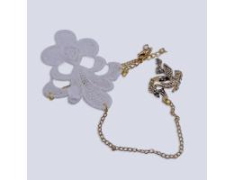 Crochet Ring Bracelet