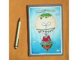 Lightkeeper - A5 Notebook