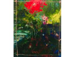 Acrylic on Canvas 150x120cm