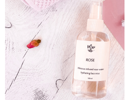 Hibiscus Infused Hydrating Rose Face Mist