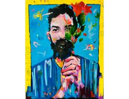 Acrylic on Canvas, 150x120cm