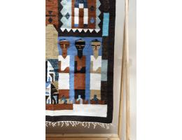 Handmade Woolen Kilim Rug