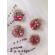 Cinnamon Scented Wax Tarts (4 Pieces Set)