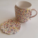 Crochet Mug Cozy & Coaster Set