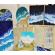 Resin Art Beach Themed Wall Art